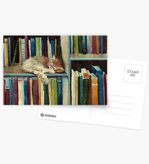 Quite Well Read Postcards