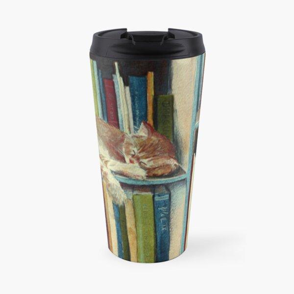 Quite Well Read Travel Mug
