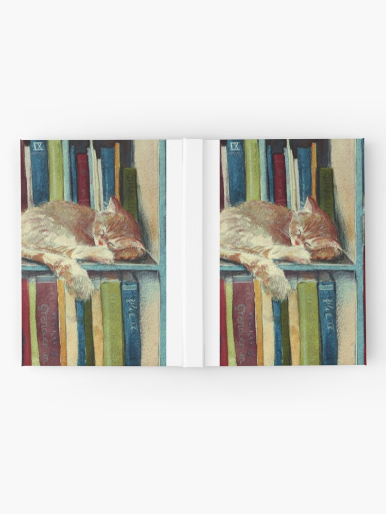 Alternate view of Quite Well Read Hardcover Journal