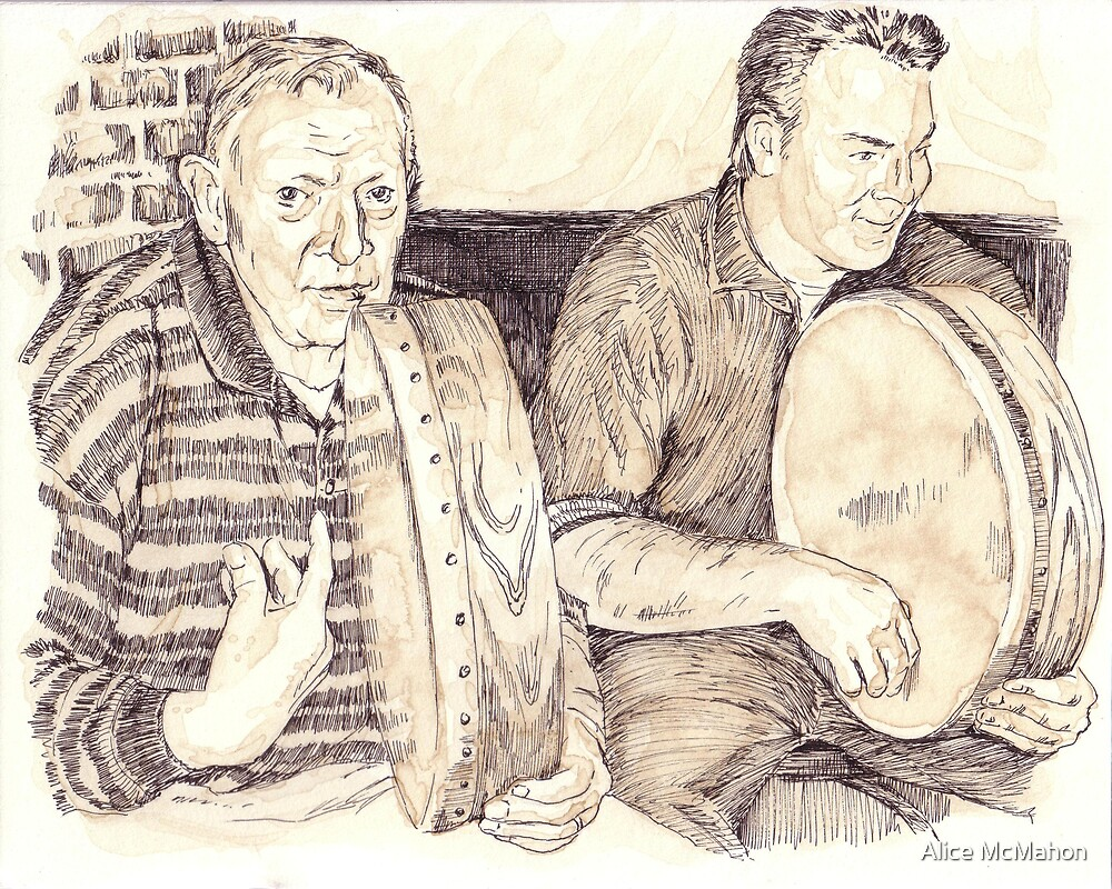 Boys from Mayo by Alice McMahon