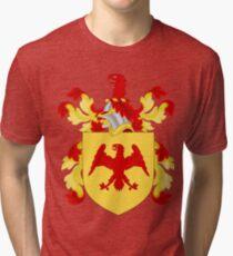 Coat of Arms of George Washington Parke Custis | United States Tri-blend T-Shirt
