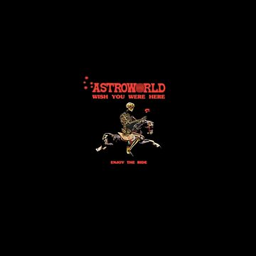 Astroworld Season Pass Tour Logo by eightyeightjoe
