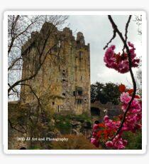 Ireland - Blarney Blossom Sticker