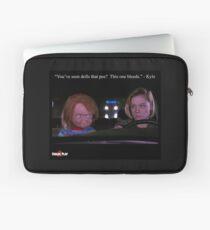 Child's Play 2 - Kyle & Chucky Laptop Sleeve