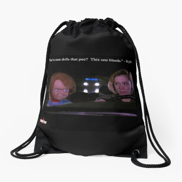 Child's Play 2 - Kyle & Chucky Drawstring Bag