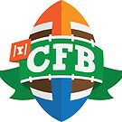 Original /r/CFB Sticker by RedditCFB