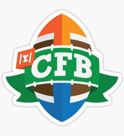 Original /r/CFB Sticker Sticker