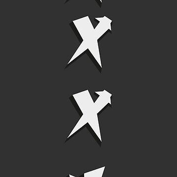 xxxtentacion Letter design by TryStar