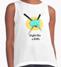 Fight like a girl Top duo