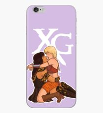 Xena and Gabrielle: Tongue iPhone Case