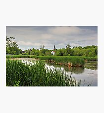 Sackville Waterfowl Park, New Brunswick Photographic Print