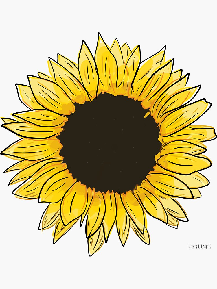 sunflower by 201195
