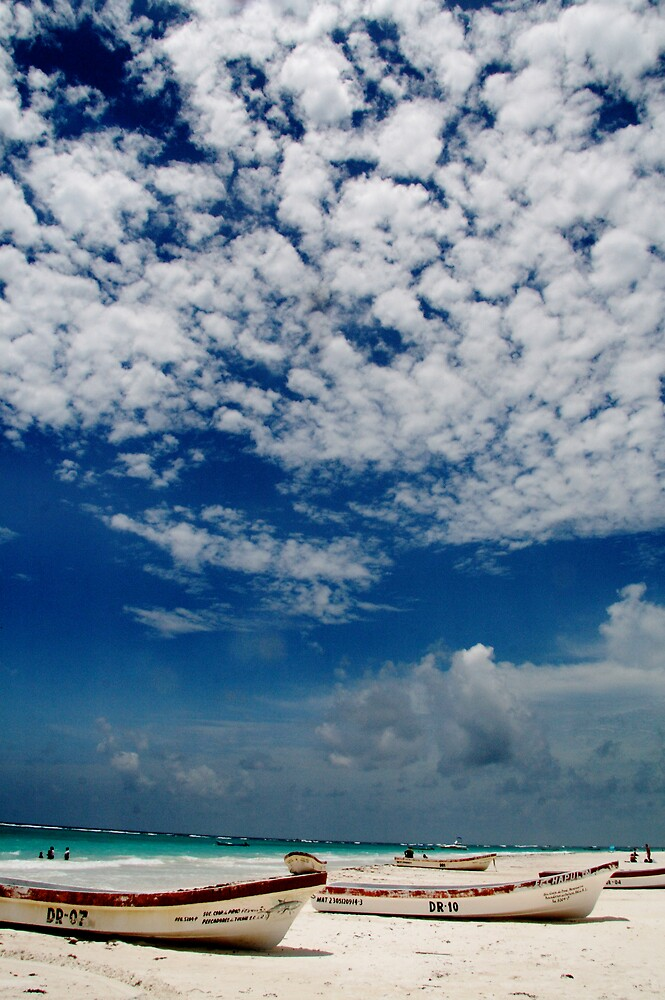 More sky, less earth by BeckRocchi