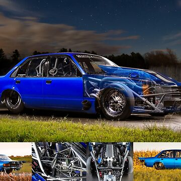 JET540 Holden VB Commodore by HoskingInd