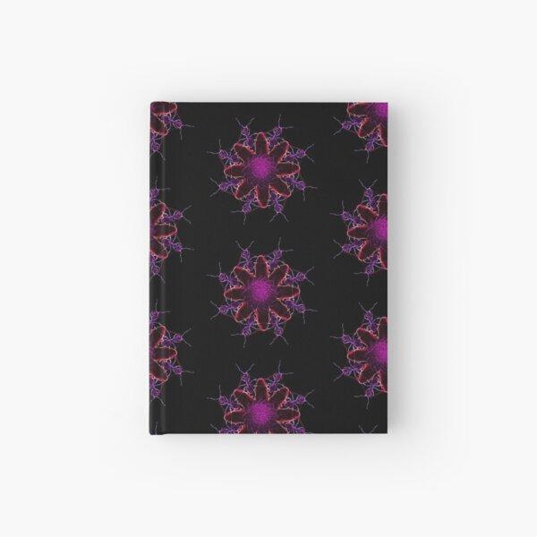 Multi bug circle Hardcover Journal
