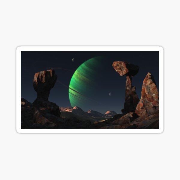 Endymion Sticker
