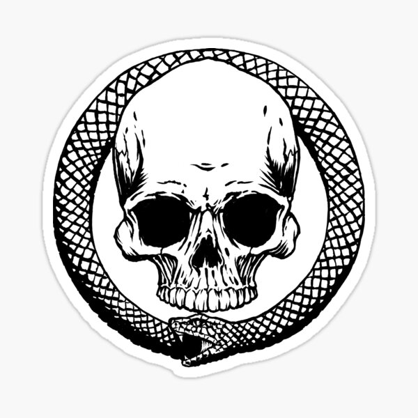 Eternity Sticker