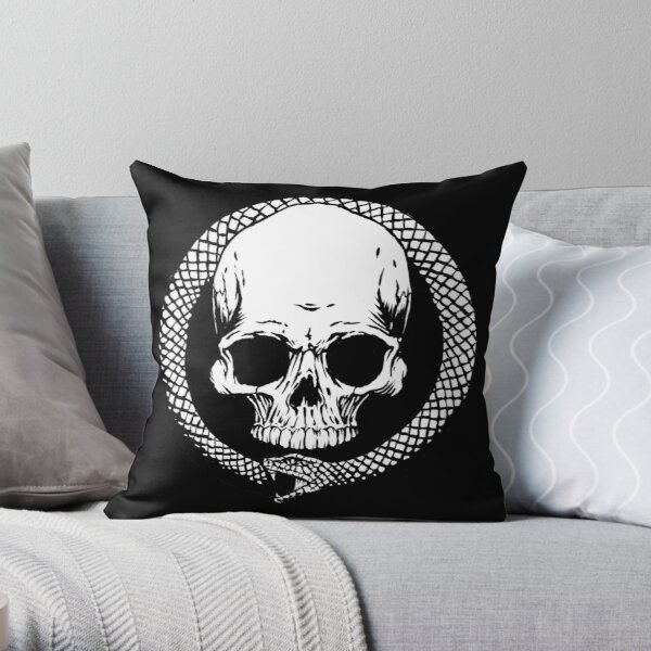 Eternity Throw Pillow
