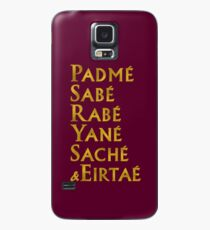 We are Brave Your Highness Case/Skin for Samsung Galaxy