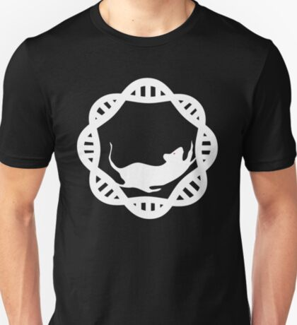 Mr. DNA White T-Shirt