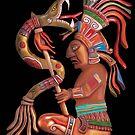 Maya Art by Walter Colvin