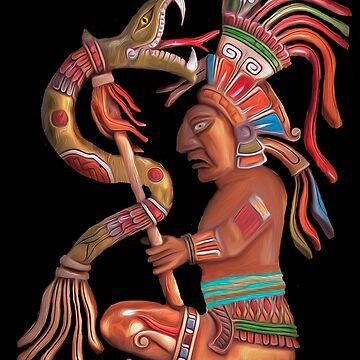 Maya Art by Skyviper