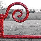 Gate Latch by Ethna Gillespie