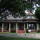Sullivan House ~ Circa 1885 by Colleen Drew