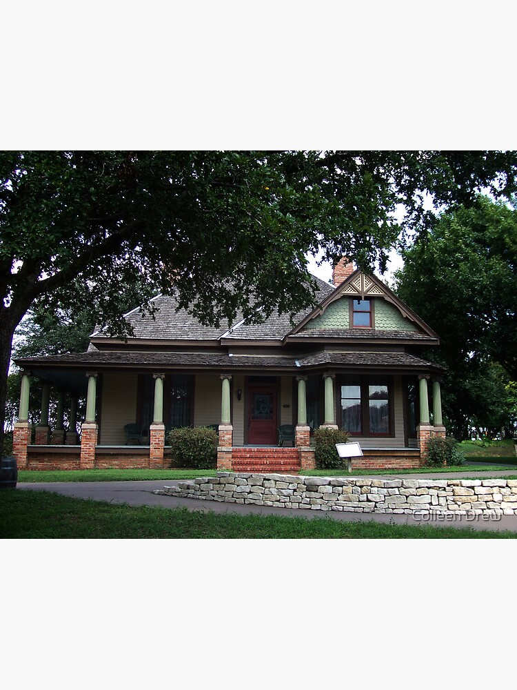 Sullivan House ~ Circa 1885 by colgdrew