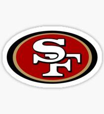 49ers Sticker