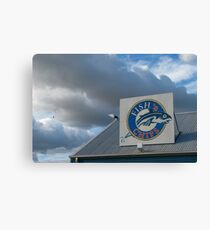 Launceston Blues Canvas Print