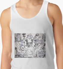 Flora Fauna Men's Tank Top