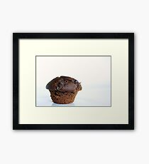 Mmmmuffin Framed Print