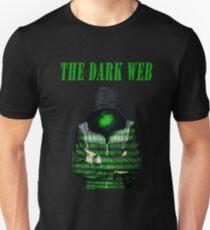 The Dark web, classified anonymous Unisex T-Shirt