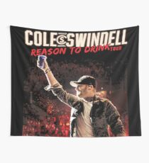 TERI Cole Reason to Drink Tour Swindell 2018 Wall Tapestry