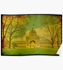 Royal Exhibition Building II Poster