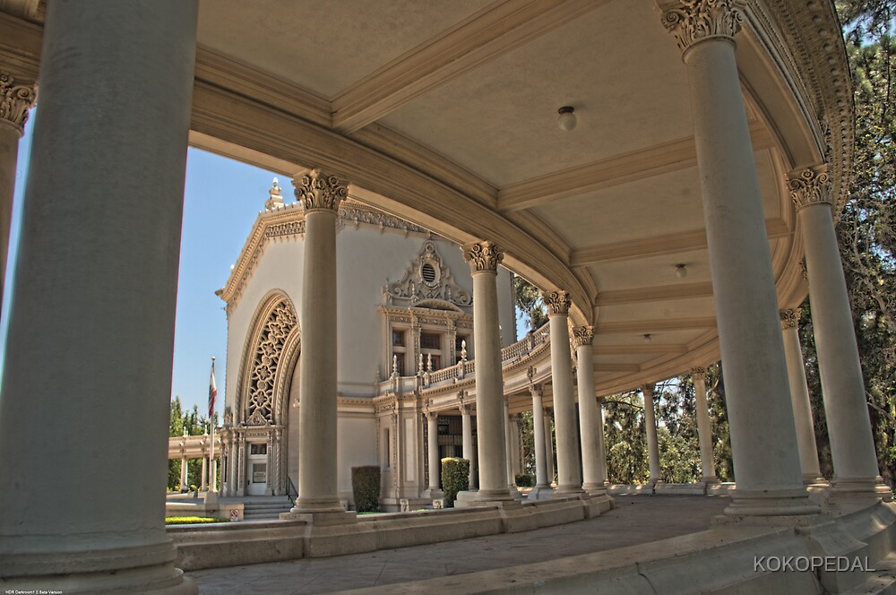 The Pavillion by KOKOPEDAL