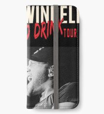 erno Swindell Reason Cole to Drink Tour 2018 iPhone Wallet/Case/Skin