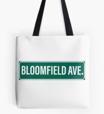 Bloomfield Ave Tote Bag