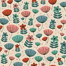 1950s Floral by megdig