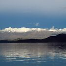 Lake Manapouri - New Zealand by Kathie Nichols
