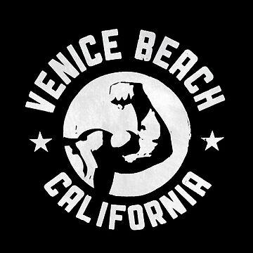 Venice Beach, California by metropol