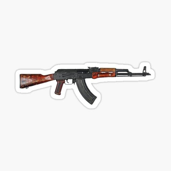 Kalashnikov AKM Sticker Sticker