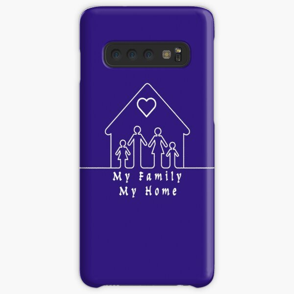 Families belong together Samsung Galaxy Snap Case