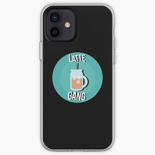 LATTE GANG iPhone Soft Case