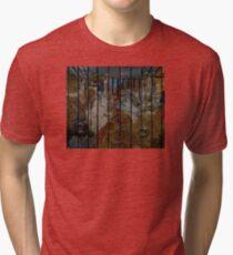 59915c51bbe Zoo Album Russ Tri-blend T-Shirt