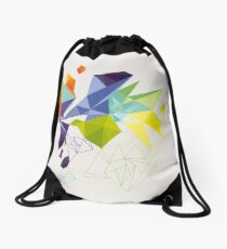 Irregular  Drawstring Bag