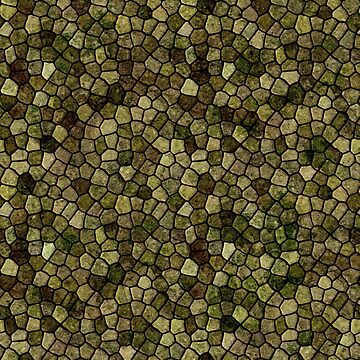 Faux Toad Skin Abstract Pattern by taiche