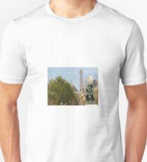 The Thinker by Rodin Unisex T-Shirt