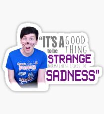 Normalness Leads To Sadness Amazingphil